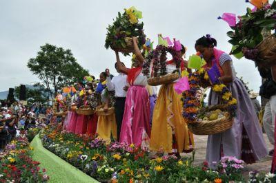 Festival Huey Atlixcáyotl 2012