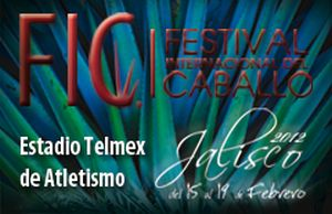 Festival Internacional del Caballo Jalisco 2012