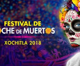 Festival Noche de Muertos Espectacular, Místico e Inigualable en Xochitla Parque Ecológico
