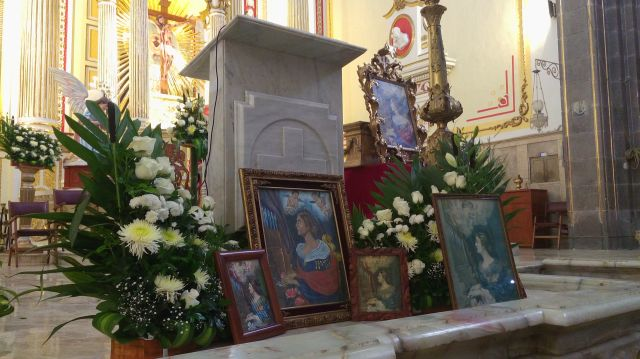 Fiesta Patronal en Honor a Santa Cecilia La Patrona de los Músicos