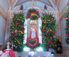 Fiesta Patronal Santa Inés Tecuexcomac