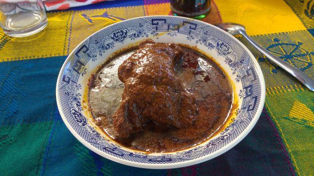 Fiesta Patronal Santa Inés Tecuexcomac Mole