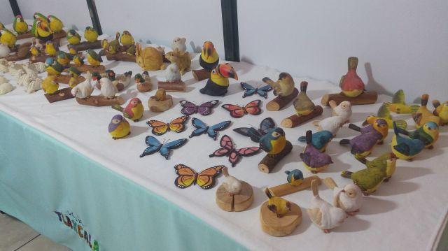 Figuras de Resina y Madera San Pablo del Monte Tlaxcala