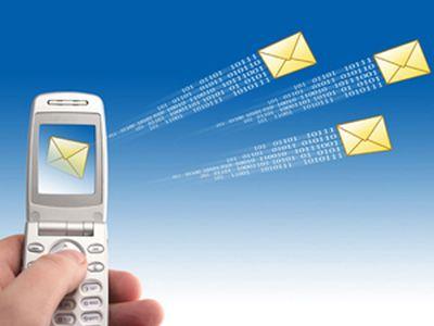 Mensaje SMS por cobrar del número 20985