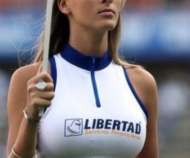 Edecanes Mexicanas Guapísimas Fútbol
