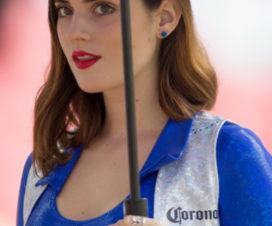Bellas Chicas Hinchas México Fútbol