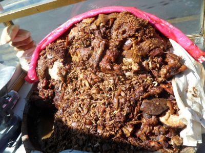 Gastronomía de Michoacán México