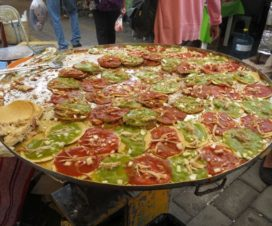 Gastronomía Mexicana una Fuente Económica