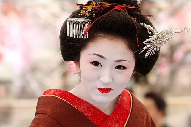 Geishas en Lima Perú Las Doncellas del Placer