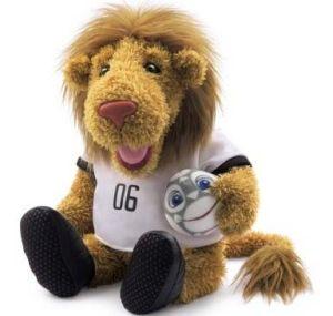 La Mascota del Mundial de Alemania 2006