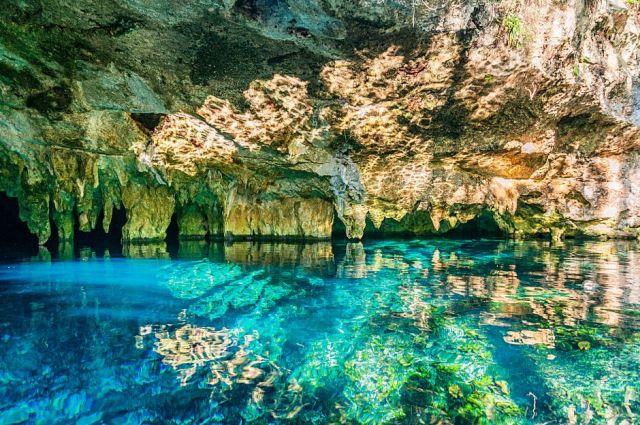 Gran Cenote Tulum Quintana Roo
