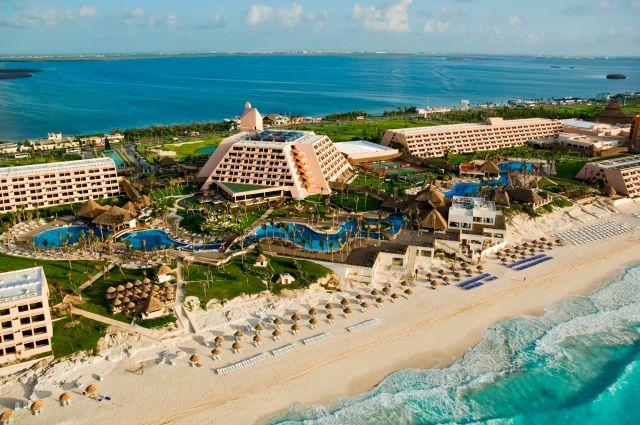 Gran Oasis Cancún All Inclusive