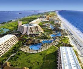 Grand Oasis Cancún Es El Primer Resort Con Casino En Cancún e Inaugura El Oasis Arena Con Maluma