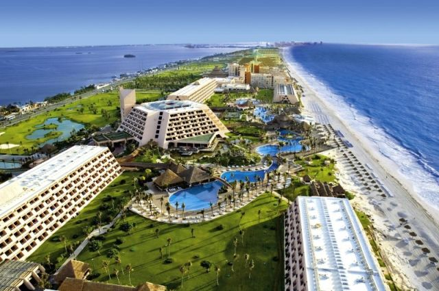Grand Oasis Cancún Es El Primer Resort Con Casino En Cancún