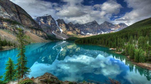 Grandes Paisajes de Canadá