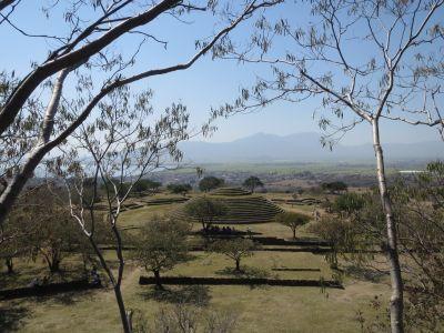 Guachimontones Jalisco
