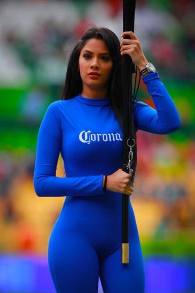 Edecanes Fútbol Guadalupe