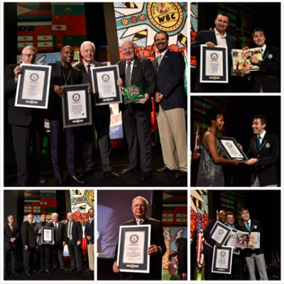Guinness World Records Honra a Floyd Mayweather JR y Otros Grandes del Boxeo