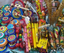 Hermosos Juguetes Artesanales de Tizatlán Tlaxcala