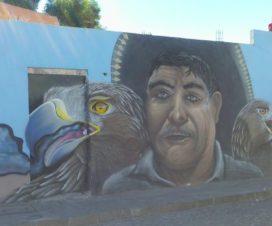 Hermosos Murales en el Barrio de Xanenetla
