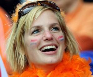 Edecanes Holandesas Fútbol
