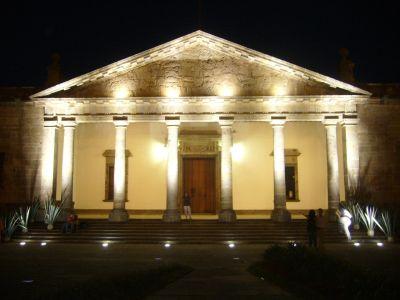 El Hospicio Cabañas Guadalajara