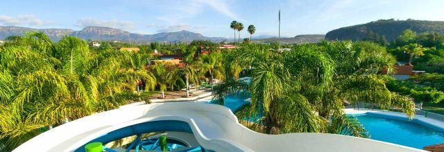 Hotel & Balneario Paraíso Caxcán Zacatecas