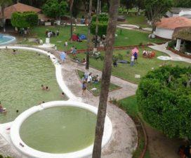 Hotel Balneario Tonatico Estado de México