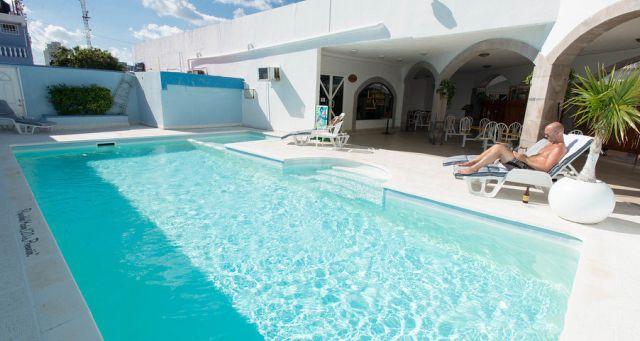 Hotel Hacienda de Castilla Cancún Pet Friendly