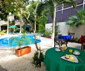 Hotel Hacienda Paradise Boutique Playa del Carmen Pet Friendly