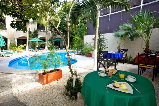 Hotel Hacienda Paradise Boutique Playa del Carmen Pet Friendly