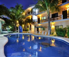 Hotel Maya Bric Playa del Carmen Pet Friendly