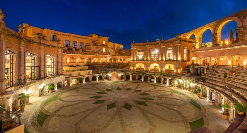 Hotel Quinta Real Zacatecas Plaza de Toros