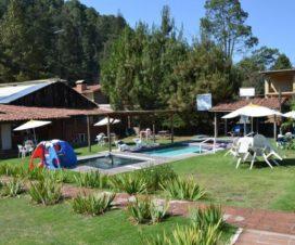Hotel y Balneario Club Tejamaniles Los Azufres