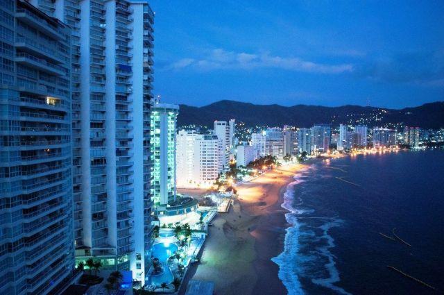 Hoteles Baratos en Acapulco México