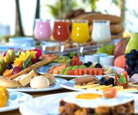 Hoteles con Desayuno Incluido en Cancún