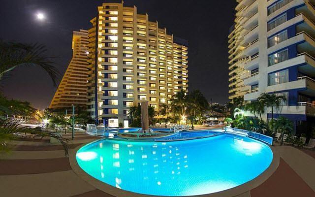 Hoteles en Acapulco Plan Europeo