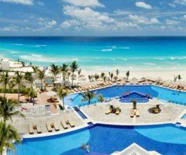 Hoteles en la Playa en Cancún Quintana Roo