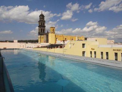 Hoteles en Puebla México
