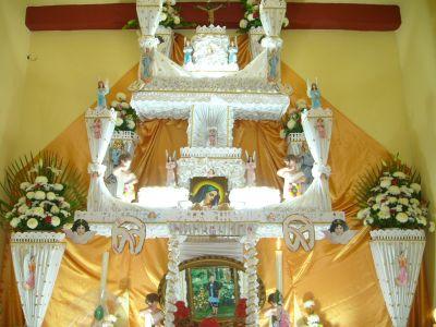 Ofrendas Huaquechula Puebla