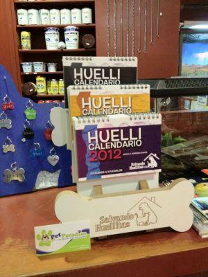 Huelli Calendario 2012
