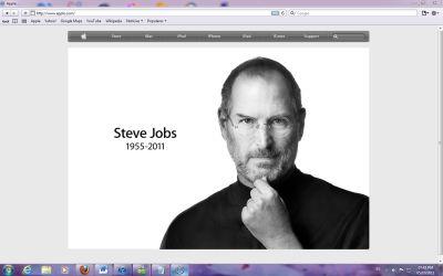 iBye Steve Jobs