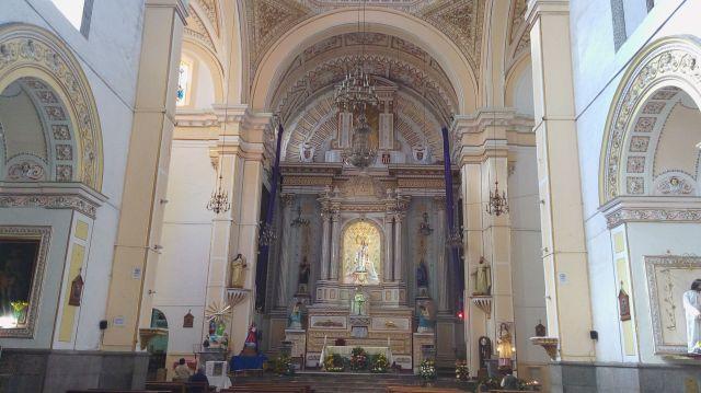 Iglesia de Nuestra Señora de la Merced Puebla