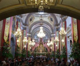 Iglesia de Nuestra Señora del Carmen Puebla Fotos