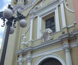 Iglesia de San Juan de Letrán El Hospitalito Puebla Fotos