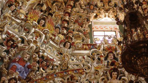Iglesia de Tonantzintla Puebla