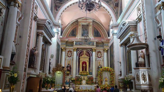 Iglesia del Santo Niño Cieguito Puebla Fotos