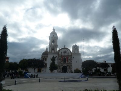 Iglesia del Señor Santiago Chignahuapan