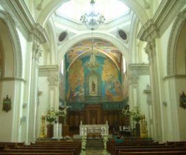 Interior de la Catedral de Monterrey