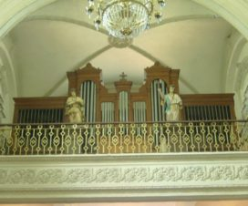 Interior de la Catedral de Monterrey 2